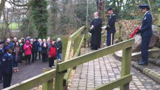 Ceremony at Endcliffe Park