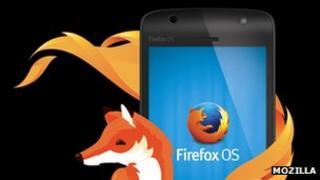Mozilla phone