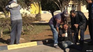 Relatives of seven Egyptian Christians found dead near Benghazi