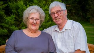 Margaret and Donald Knight