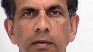 Anaesthesiologist George Doodnaught (Toronto police)