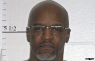 Michael Taylor is shown in this Missouri Department of Corrections photo released on 25 February 2014