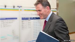Ross McEwan, chief executive, RBS
