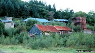 Backbarrow Ironworks, Cumbria