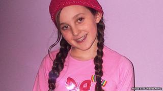 Rosie Mayling, 11,