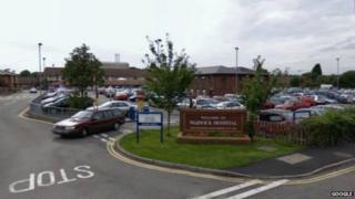 Warwick Hospital