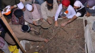 Human remains found in a well in Ajnala, Punjab