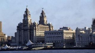 Liverpool's historic waterfront
