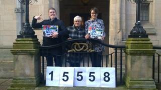 Youth cuts petition