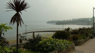 Torquay seafront