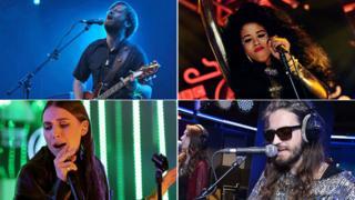 The Black Keys, Kelis, Lykke Li and Crystal Fighters