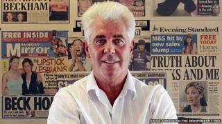 Max Clifford in 2005
