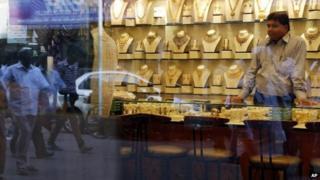Mumbai gold shop
