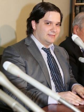 MtGox boss Mark Karpeles