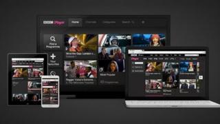 BBC iPlayer redesign