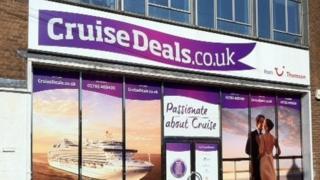 Cruise call centre in Swansea
