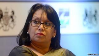 Baroness Sandip Verma of Leicester