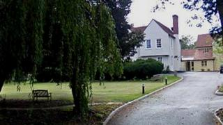 The Old Deanery in Bocking