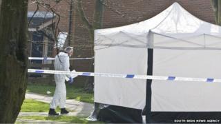 Body found in Welwyn Garden City