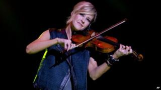 Martie Maguire of Dixie Chicks