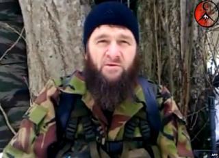 Doku Umarov (file)