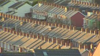 Houses in Belfast