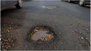 Pothole (generic)