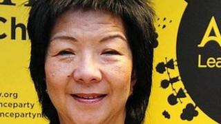 The Alliance Party has selected Anna Lo to be its candidate in the European election