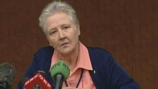 Marie Collins from Dublin has been appointed to the commission