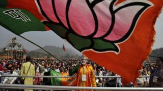 India's main opposition Bharatiya Janata Party is hoping to win the upcoming general elections
