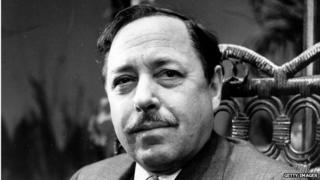Tennessee Williams in 1965
