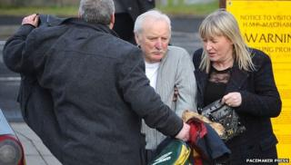 Ivor Bell was granted bail and released from Maghaberry Prison on Wednesday