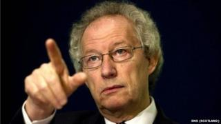 Henry McLeish, former Labour First Minister