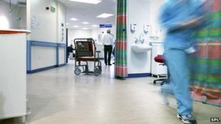 hospital ward generic