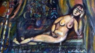 Nude 1909-10