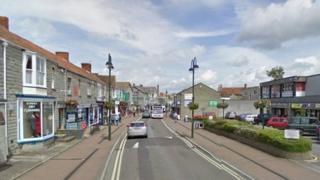 High Street, Street, Somerset