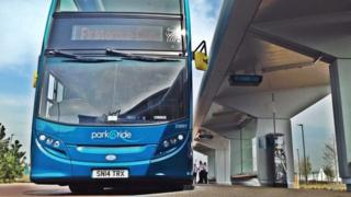 Portsmouth Park and Ride