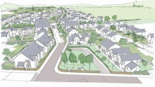 South Gray Village plan