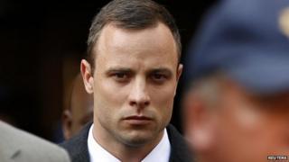 Oscar Pistorius, 7 April