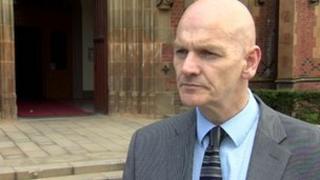 Professor Chris Elliott is the director of the Institute for Global Food Security based at Queen's University in Belfast