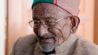 India's first voter Shyam Saran Negi