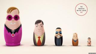 Russian Dolls by Stanley Chow