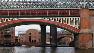 Castlefield Basin, Manchester