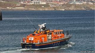 Douglas RNLI Lifeboat