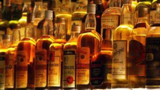 Diageo wiskey