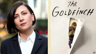 Donna Tartt and her novel The Goldfinch