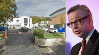 Oldfield School and Michael Gove