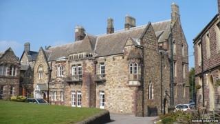 St Michael's College in Llandaff, Cardiff