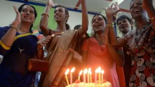 India's transgender people are celebrating the court's ruling