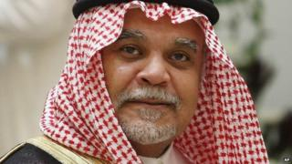 Prince Bandar bin Sultan (2008)